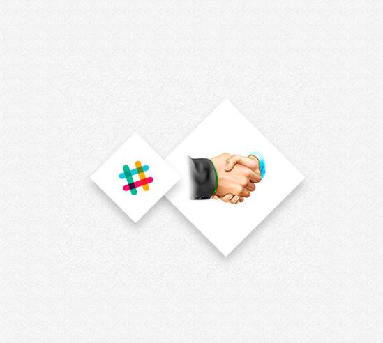 Slack-integration
