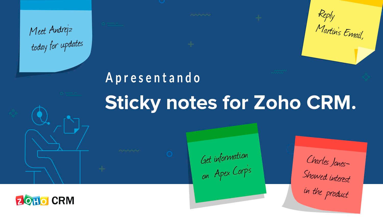 Zoho-Sticky-notes
